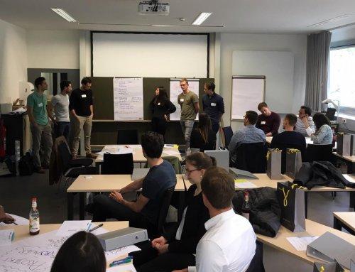 Workshop mit Brunel: Projektmanagement für Ingenieure