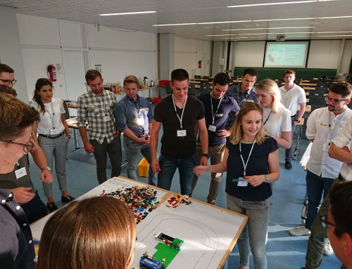 McKinsey Workshop: Agile Lego City