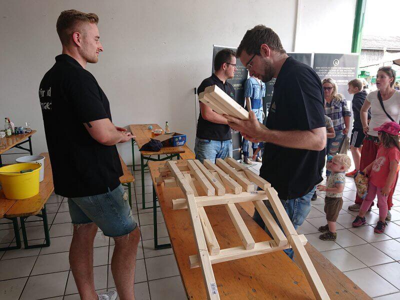 Christoph Kern, Volker Hagen und Andreas Pfeffer