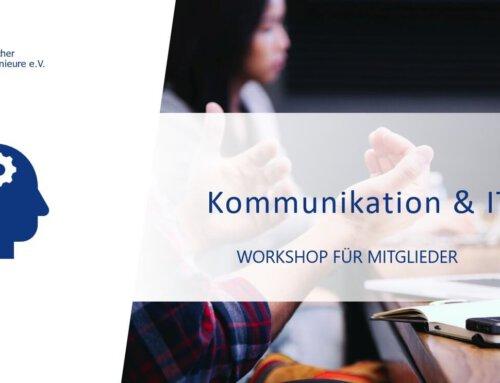 Kommunikations/IT-Workshop